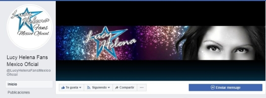 LUCY HELENA FANS MEXICO OFICIAL